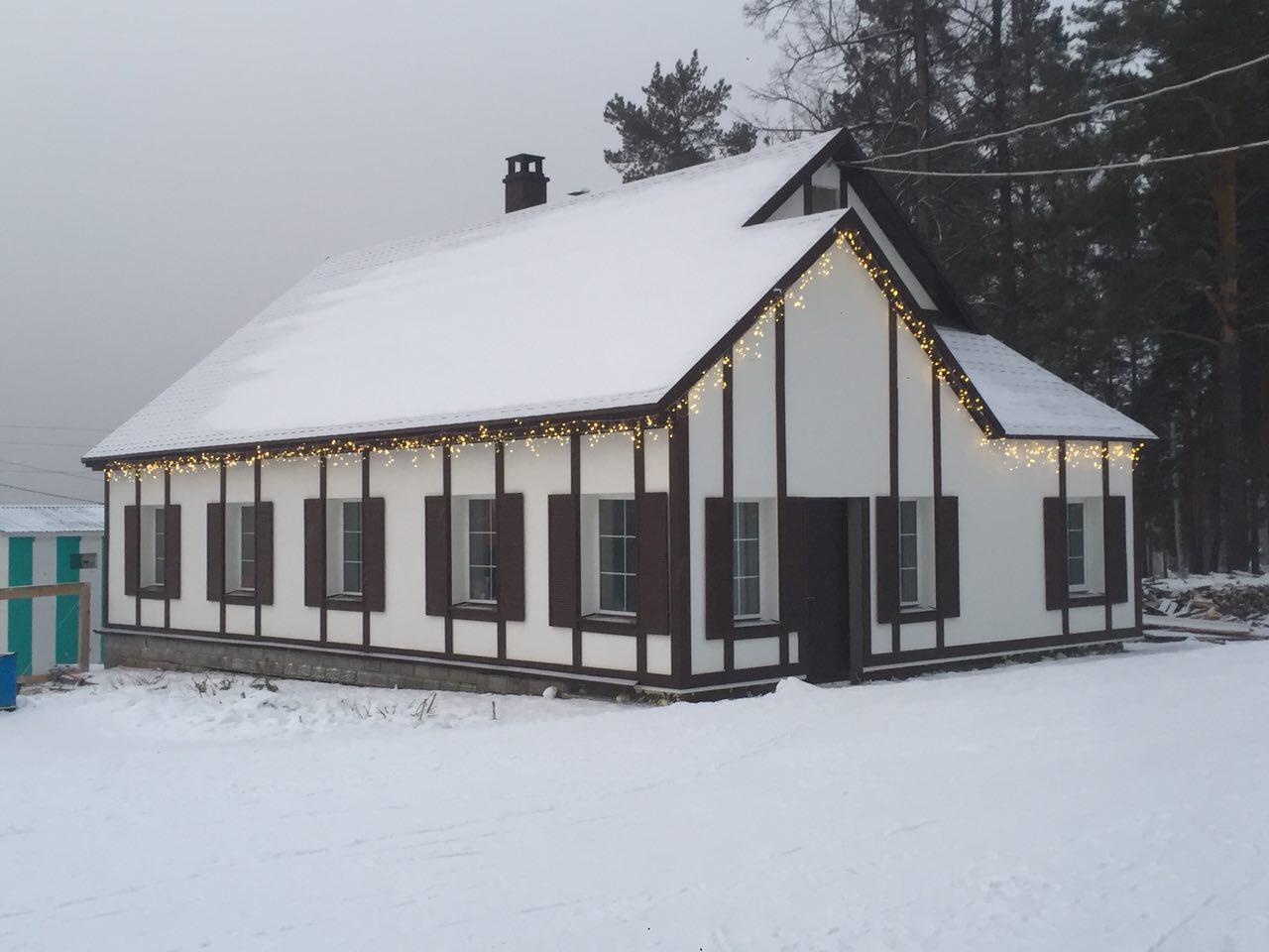 Гостиница Медная гора Ежовая