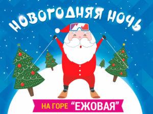 Новый год на Горе Ежовая
